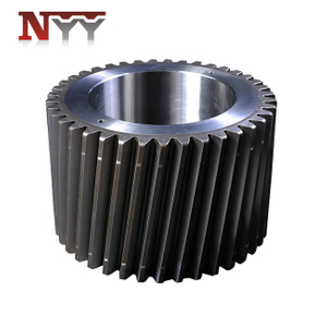 Wind power industry tooth hardening gear
