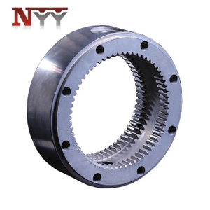 Wind power industry nitriding gear