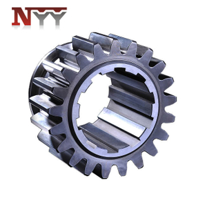 Mining machinery hard flank tooth grinding AGMA 12 gear
